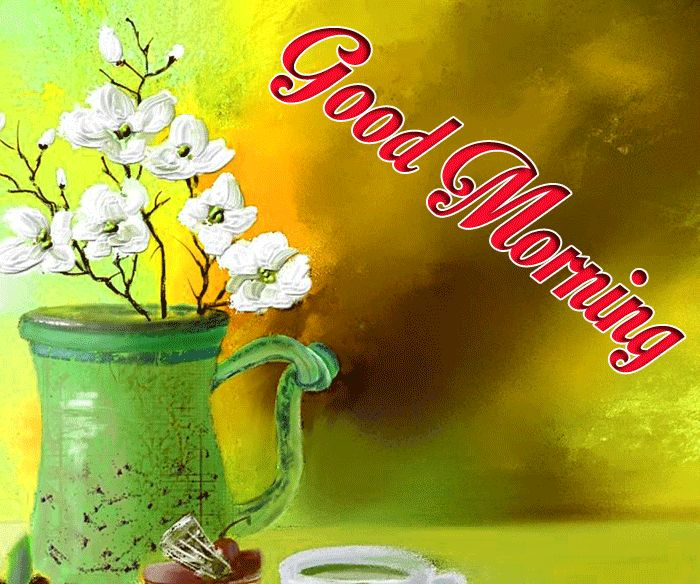 gd mrng coffee image