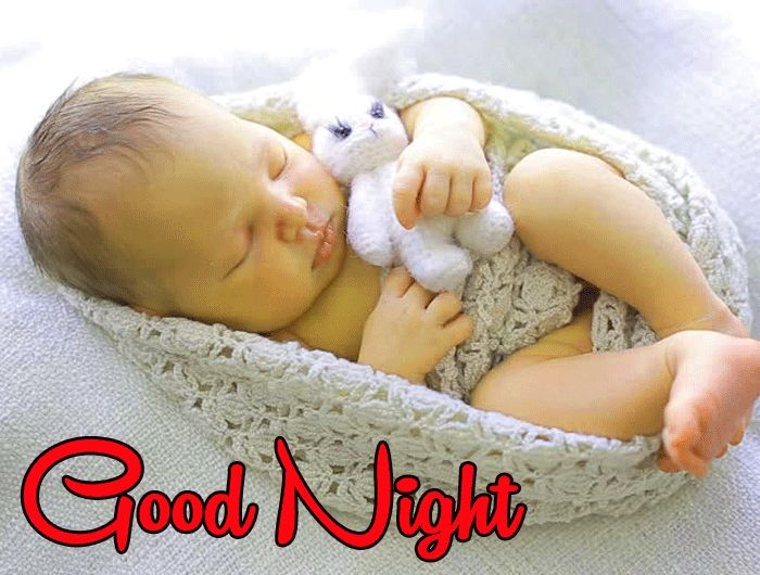 Cute Baby Good Night images hd