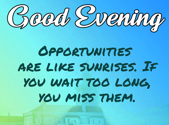 Good Evening quotes hd wallpaper free download