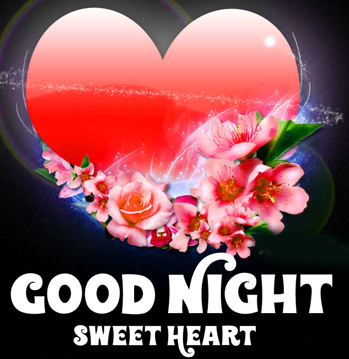 Good Night Sweet Heart images hd