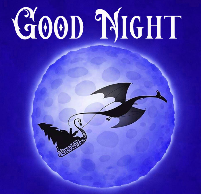 Good Night dragon images hd download