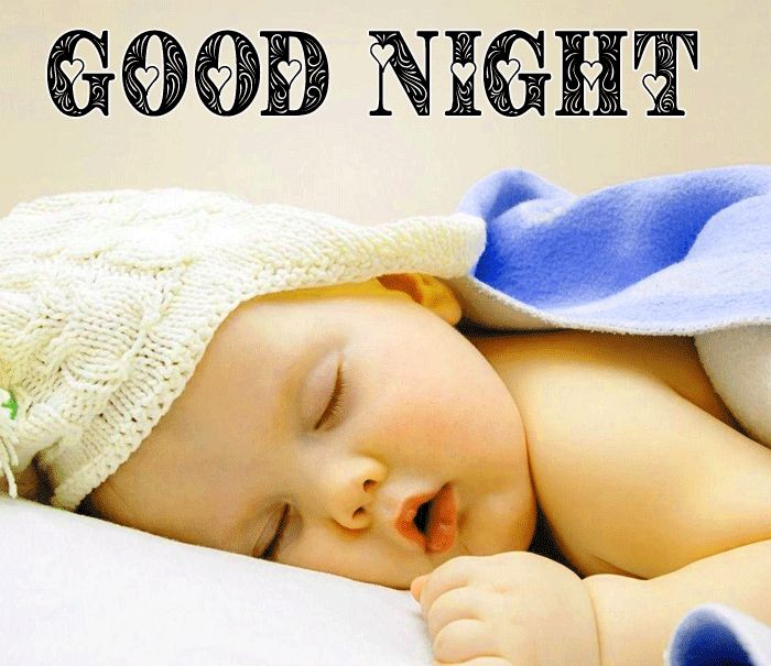 best Good Night Cute Baby Sleeping picture hd