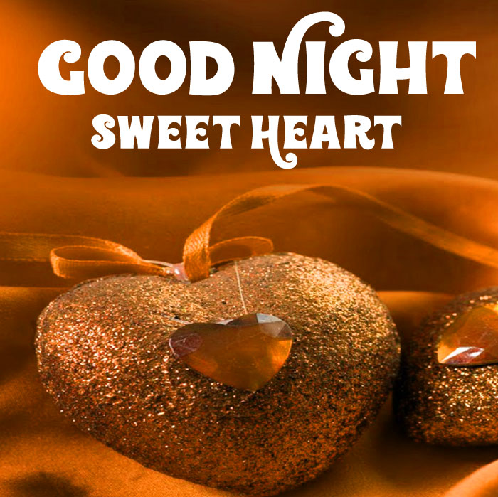 curte Good Night Sweet Heart images hd