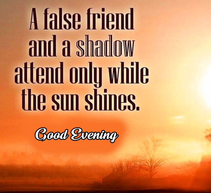 happy friendship fay Good Evening images hd