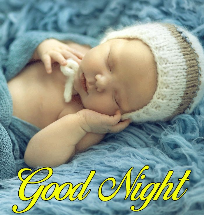 latest Cute Baby Good Night sleeping wallpaper hd free download