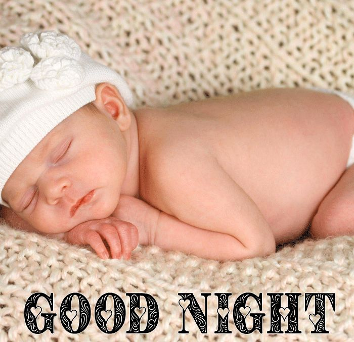 latest Good Night Cute Baby Sleeping pics hd download