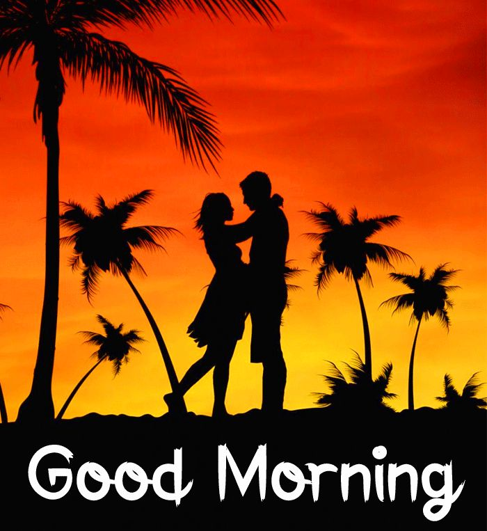 latest couple Good Morning images hd