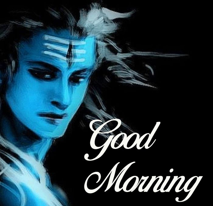 latest good morning lord shiva wishes hd free download