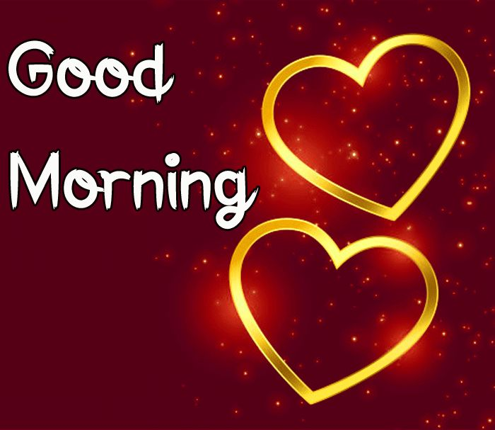 latest love Good Morning hd picture