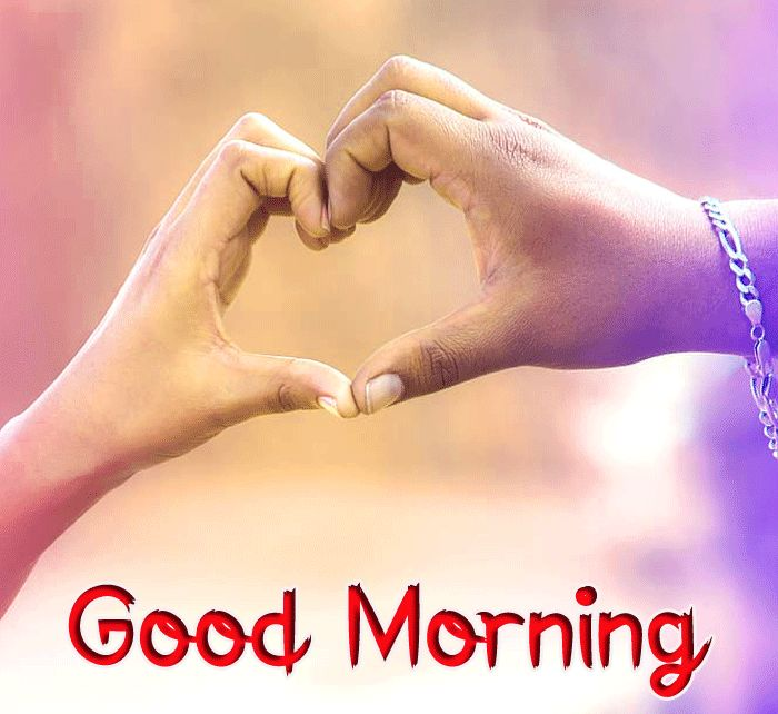 love hands couple Good Morning images hd
