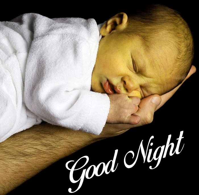 new Cute Baby Good Night wallpaper hd download