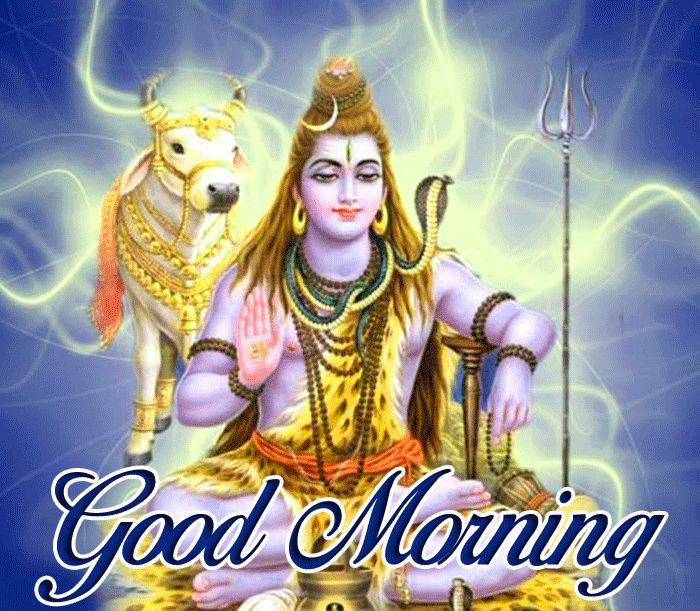new good morning lord shiva images for facebook hd download