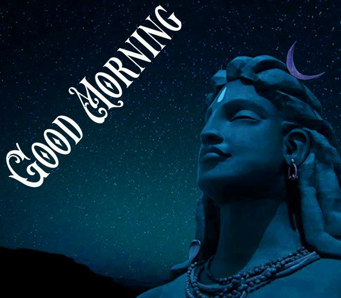 new good morning lord shiva photo for whatsapp hd download