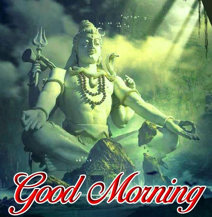 new good morning lord shiva wishes free download