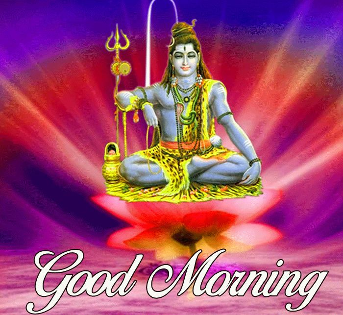 nice good morning lord shiva for facebook hd download