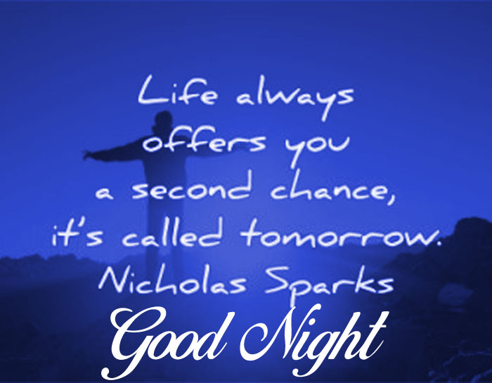 latest Good Night quotes hd photo