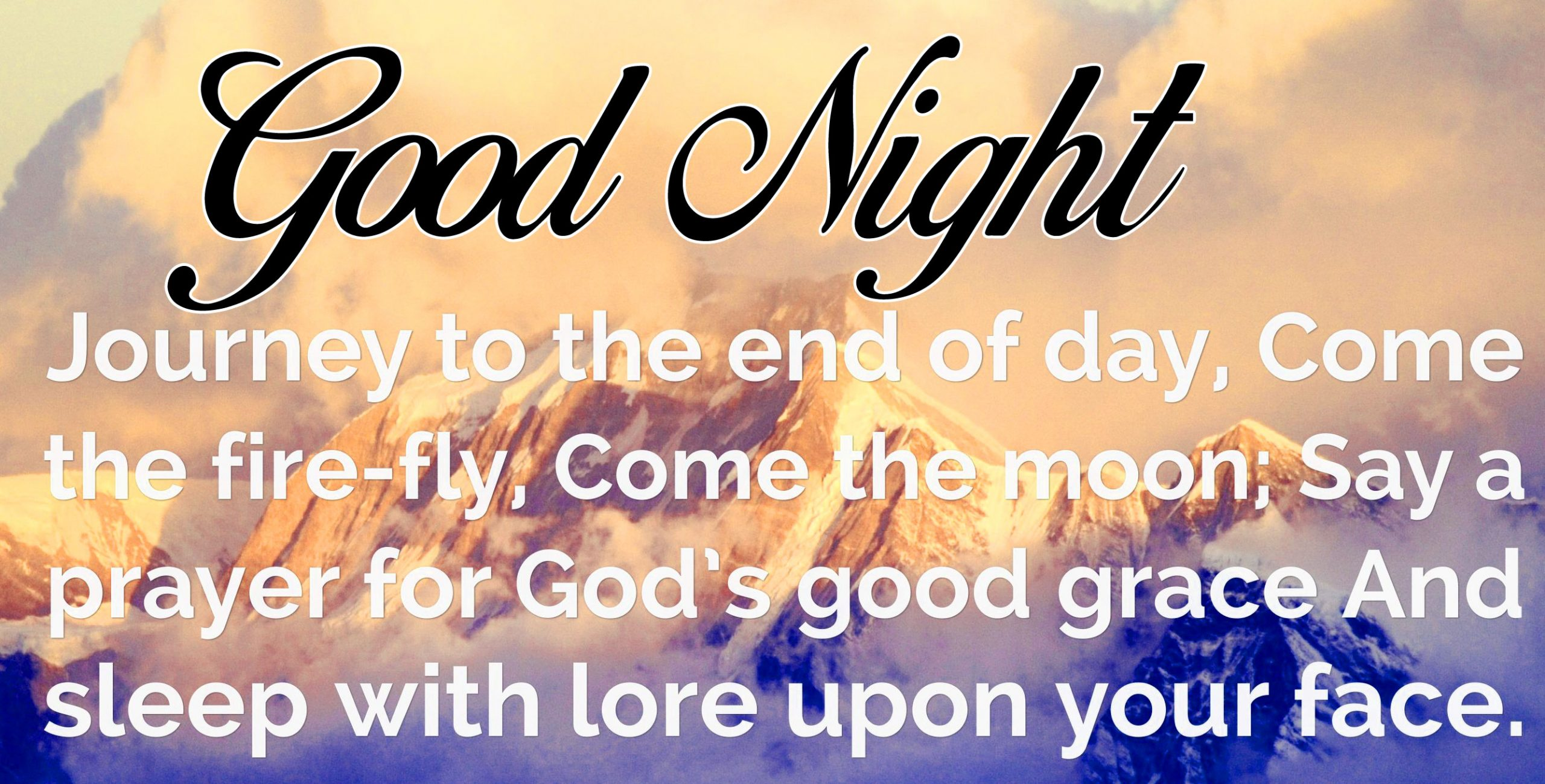50+ Good Night prayers quotes (latest updated)