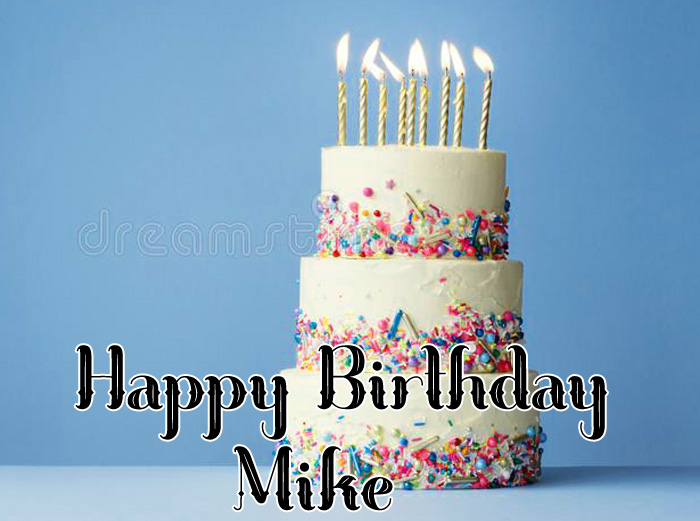 Happy Birthday Mike hd picture