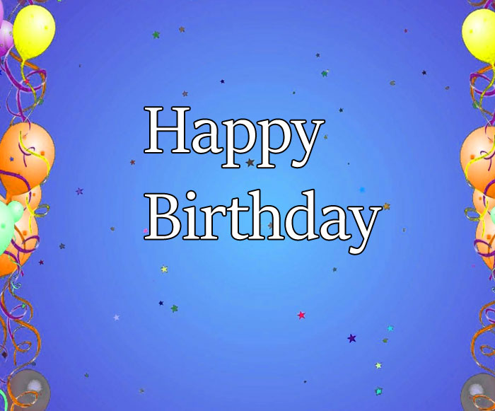 Happy Birthday balloon images hd