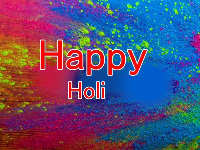Happy Holi colorful images hd