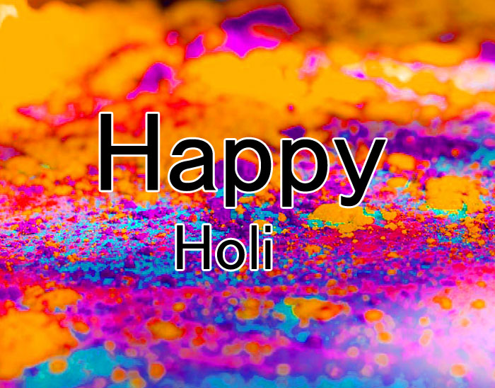 Happy Holi hd photo