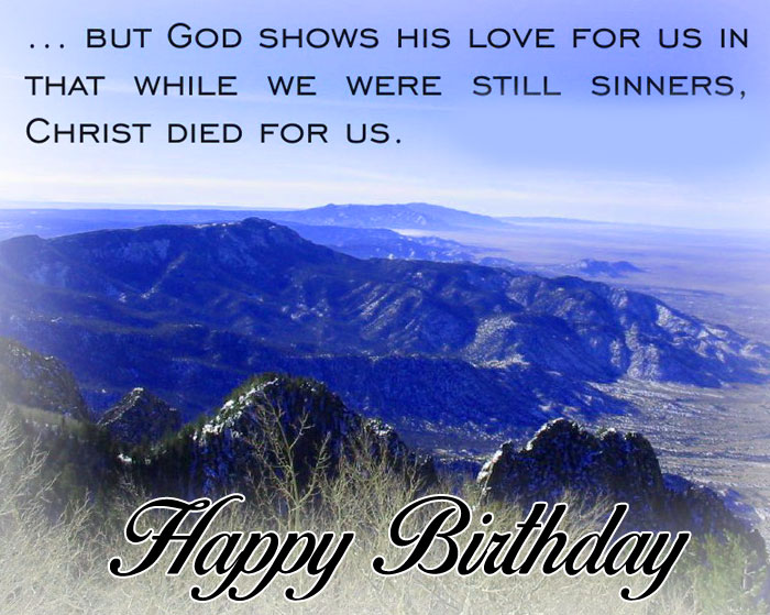 alone bible Happy Birthday Blessing hd