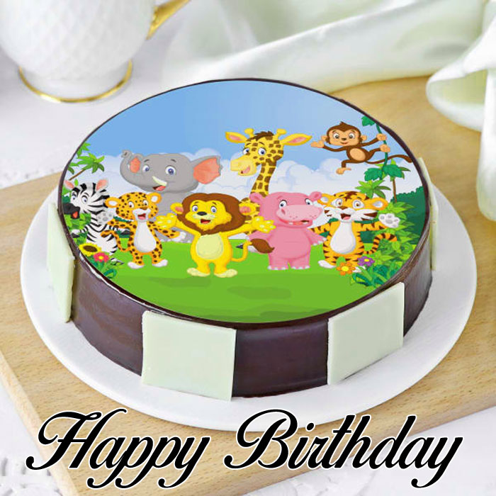 beautiful Happy Birthday Cartoon hd