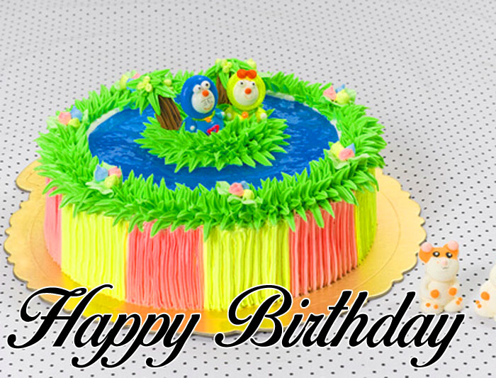 beautiful Happy Birthday Cartoon wallpaper