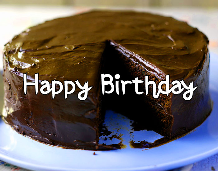 beautiful Happy Birthday chocolate images hd