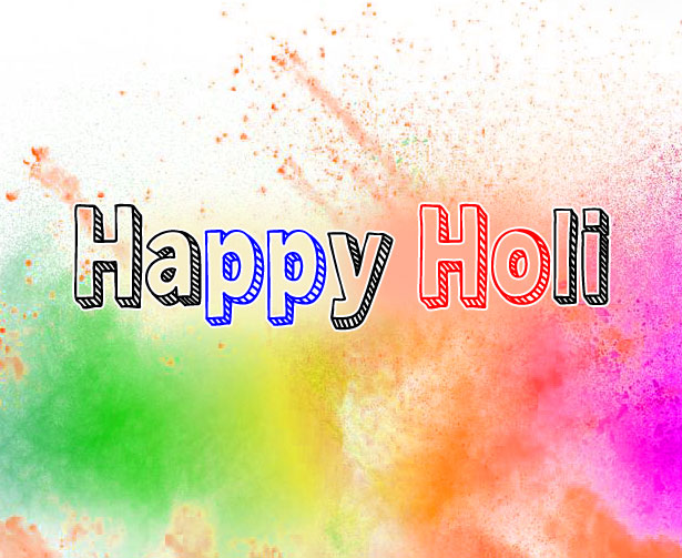 beautiful Happy Holi wallpaper hd