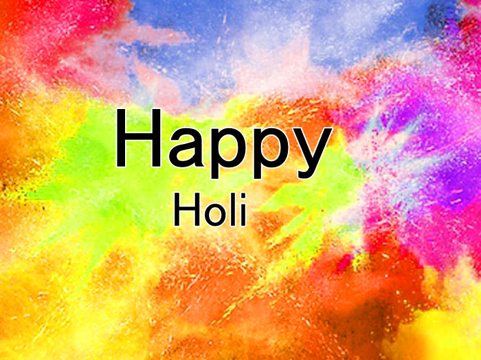 beautiful colorful Happy Holi images hd