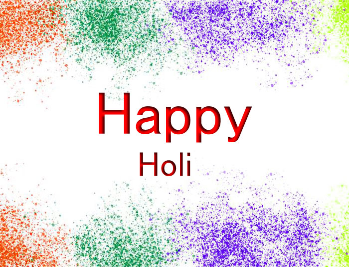 best Happy Holi background images hd