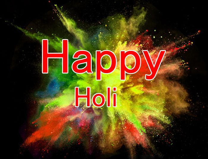 best Happy Holi hd picture