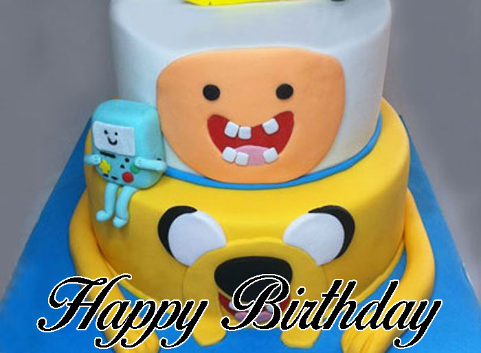 best cake Happy Birthday Cartoon wallpaper