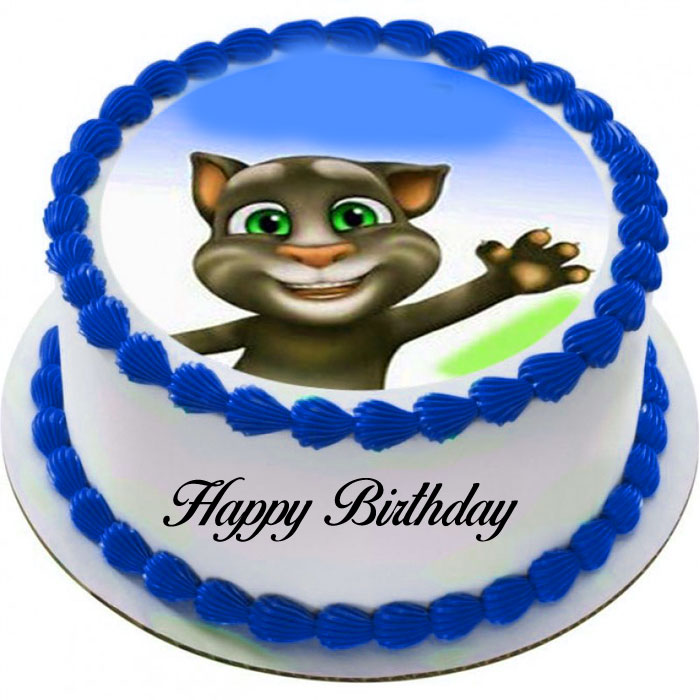 best cat cake Happy Birthday Cartoon images hd