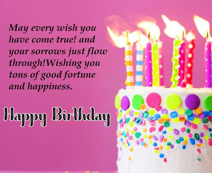 best cute cake Happy Birthday photo for quotes