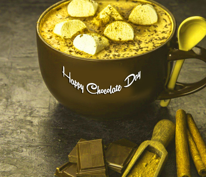 cup Happy Chocolate Day images hd