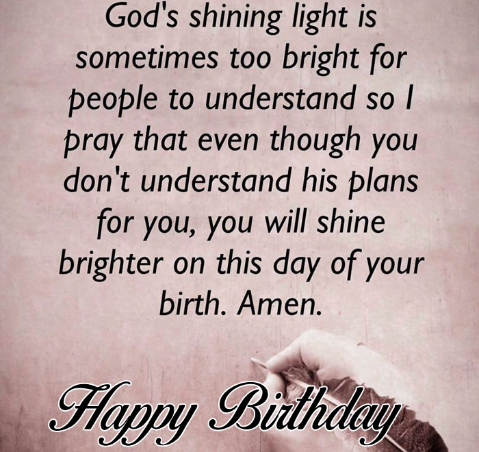 cute Happy Birthday Blessing images hd