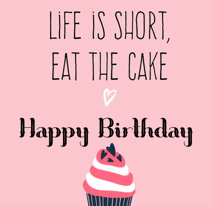 cute cake Happy Birthday images for quotes