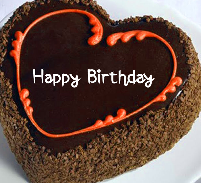 heart Happy Birthday chocolate hd wallpaper