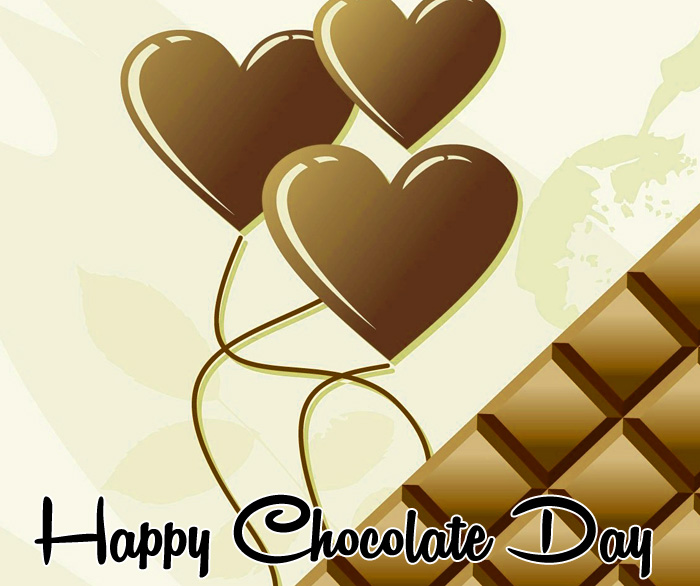 heart Happy Chocolate Day three heart images hd