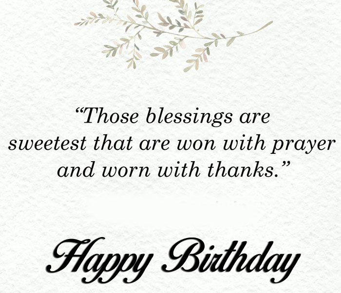 latest Happy Birthday Blessing hd picture