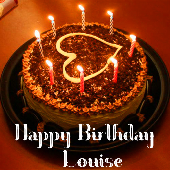 latest Happy Birthday Louise love images hd