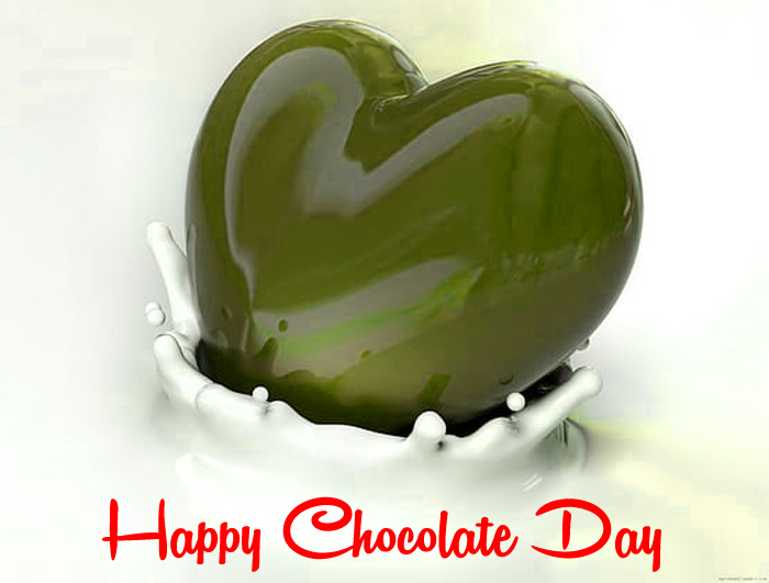 latest Happy Chocolate Day black images