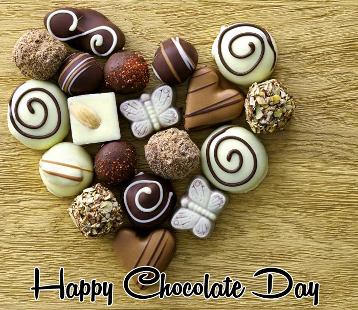 latest Happy Chocolate Day hd picture