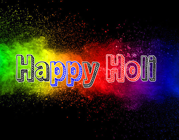 latest Happy Holi hd picture