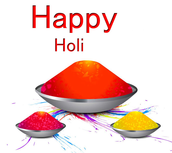 latest Happy Holi pics hd