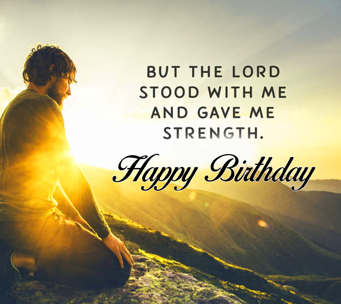latest bible Happy Birthday Blessing
