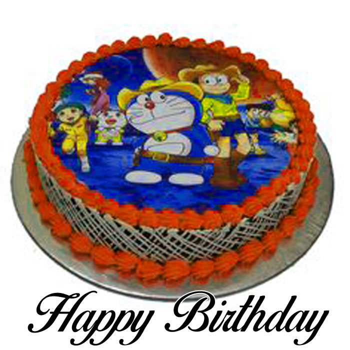 latest cake Happy Birthday Cartoon pics hd