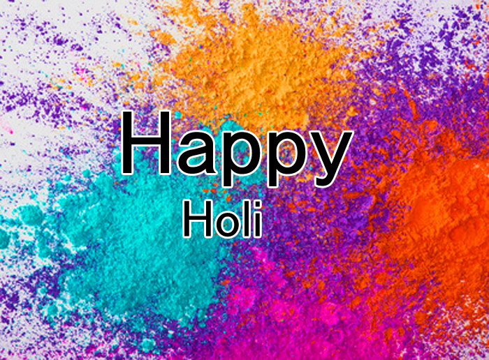 latest colorful Happy Holi hd wallpaper
